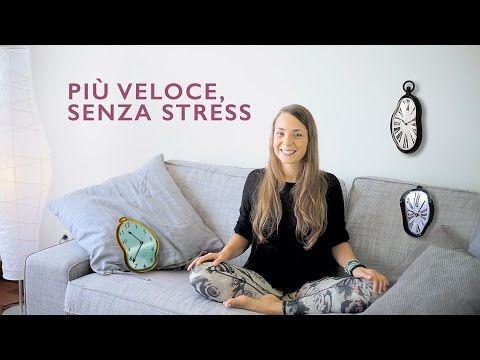 Come gestire il tuo tempo e fare di più, in meno tempo, senza stress
