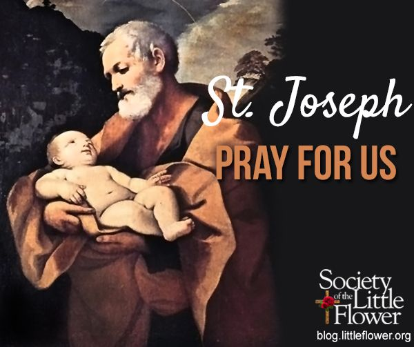 St. Joseph: Patron Saint of the universal Church