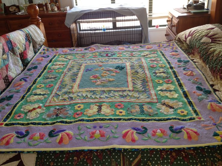 For Sale $650.00 see on www.catchacreation.com.au  shop - Green Gable Quilts