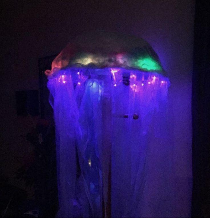 Jelly fish costume