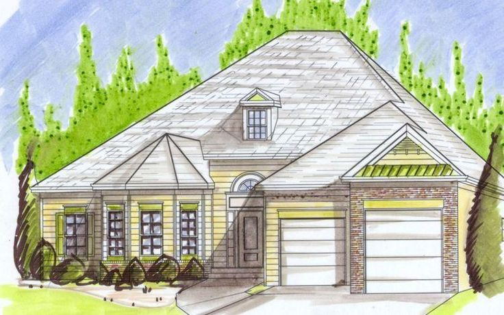 1000 images about house plans 1900 2200 sq ft on pinterest for Average sq ft of 2 car garage