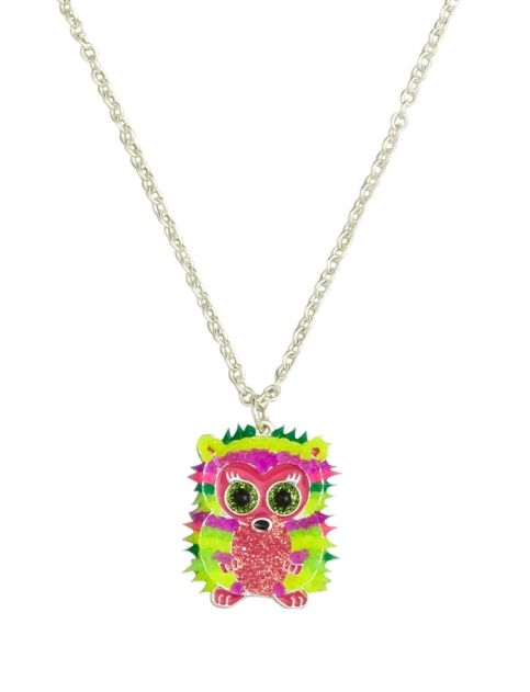Spikey Hedgehog Necklace   Girls Jewelry Accessories   Shop Justice