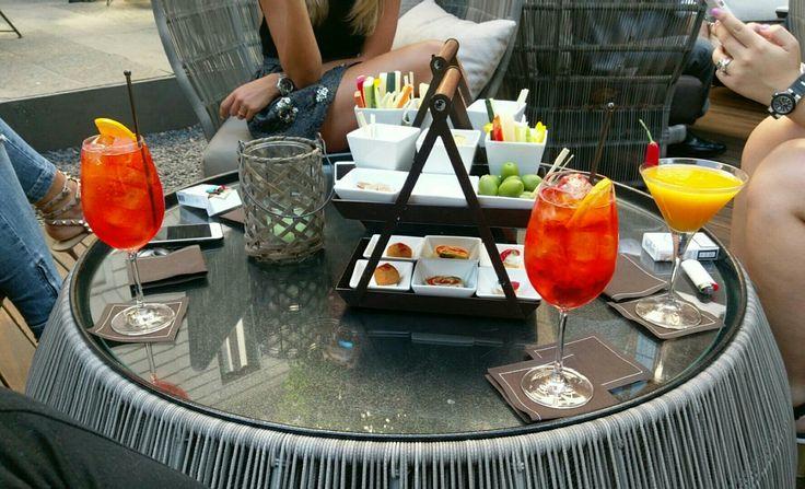 aperitivo bulgari hotel Milano <3