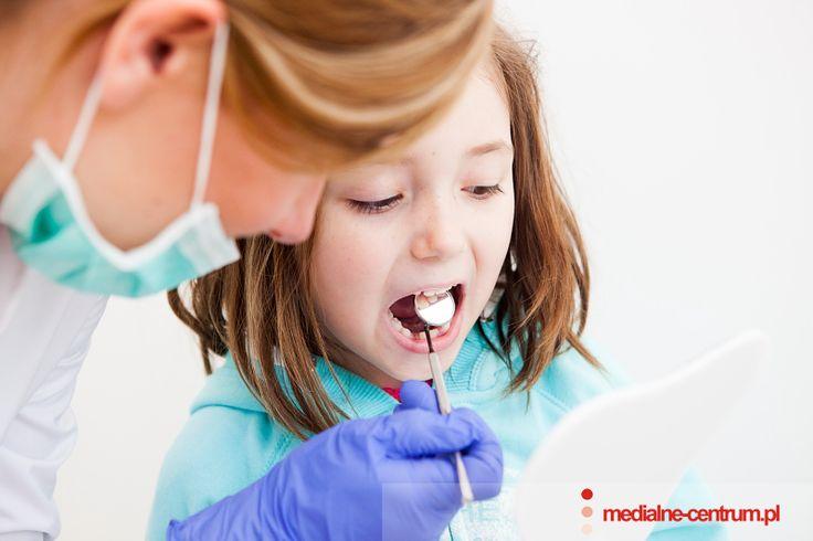 wizyta u dentysty, stomatolog dziecięcy, dental check up