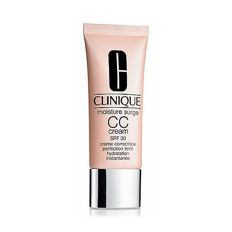 Our moisture surge hydrating colour corrector is formulated to enhance skin's natural radiance. It gives lasting, oil-free hydration benefit to prevent first signs of ageing and gives more flawless look. Broad spectrum SPF 30 provides daily sun protection.