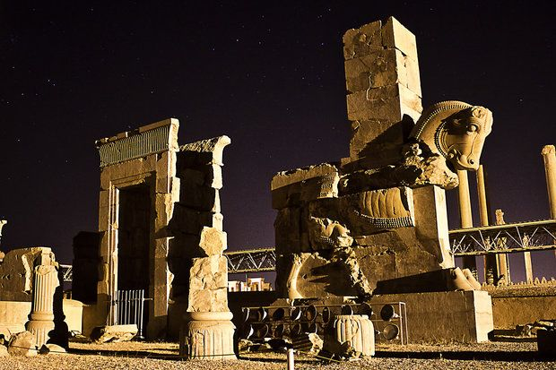 Persepolis threatened by drought, land subsidence - Mehr News Agency