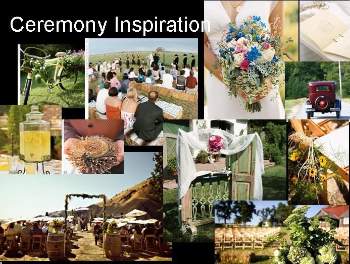 Outdoor Weddings Do Yourself Ideas: 36 Best Wedding Flowers Images On Pinterest