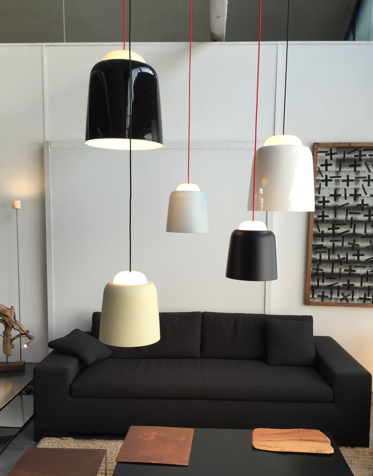 #Teodora suspension fixtures by #Prandina, now available in a new intermediate size.
