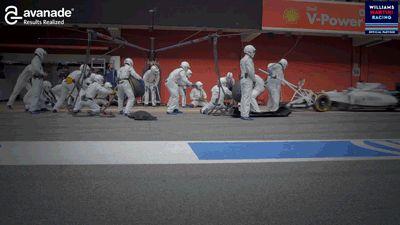 cars digital technology f1 microsoft engineering formula1 racecar pitstop avanade via diggita