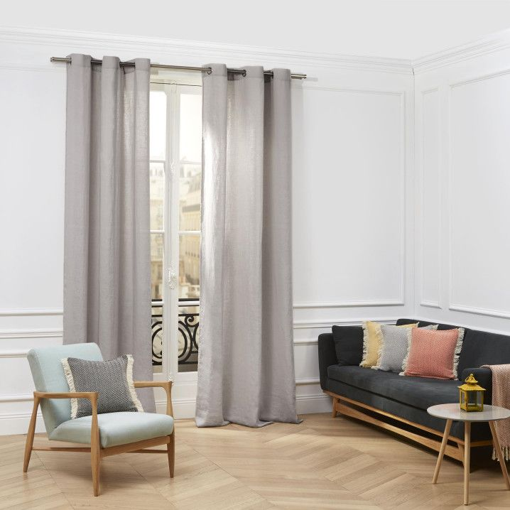 les 25 meilleures id es de la cat gorie rideaux oeillets sur pinterest faire des rideaux. Black Bedroom Furniture Sets. Home Design Ideas