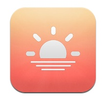 Aplicación recomendada: Sunrise - Calendario inteligente para tu iPhone