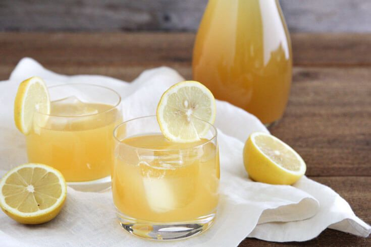 Switchel Recipe   http://www.draxe.com #health #Holistic #natural