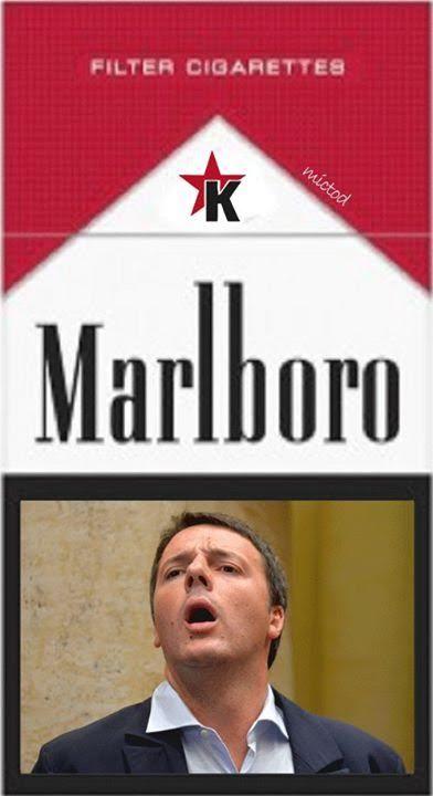 In anteprima i nuovi pacchetti di sigarette con immagini shock per dissuadere dal fumo… - il fumo ostruisce l'afflusso di sangue al cervello aumentando il numero di cazzate prodotte [Michele Todaro]