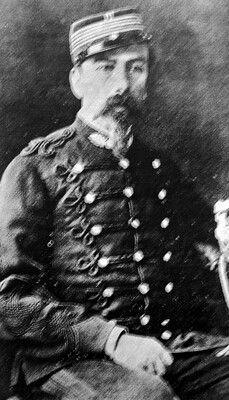 Tomás Yávar Ruíz, Teniente Coronel, Comandante del Regimiento Granaderos a Caballo