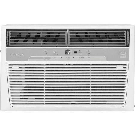 Frigidaire Cool Connect 8,000-BTU 115-Volt Window-Mounted Air Conditioner, White