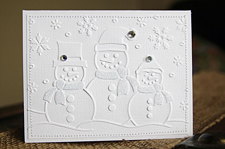 Handmade Cards Tutorial with Elegant White on White Embellishments
