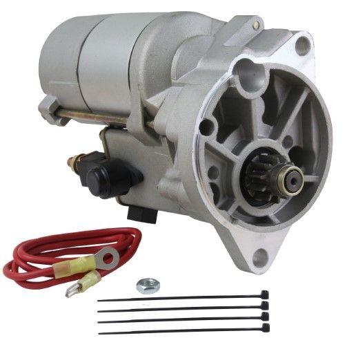 High Torque Gear Reduction Starter Fits Ford Galaxie 500 L6 65-72 C2OZ11002A