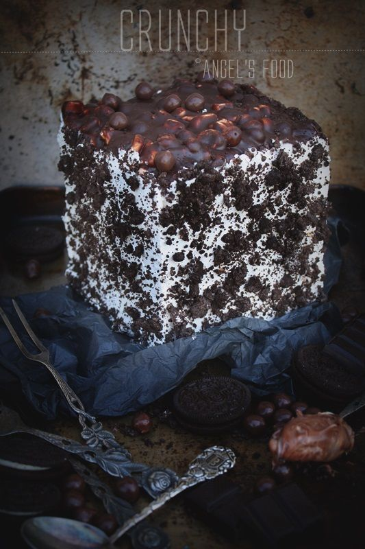 ''Crunchy Cake''