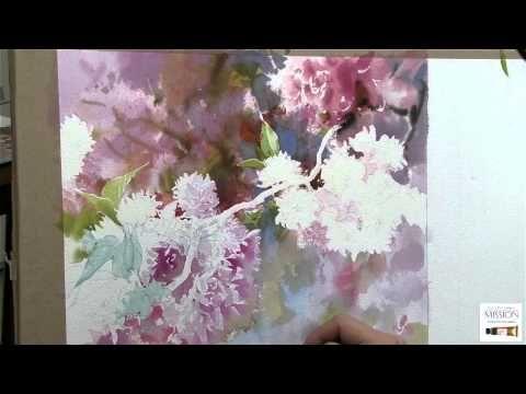 Jong-Sik Shin – Aquarellkünstler aus Südkorea   Mijello Friends Blog