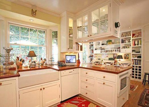Wow!! La cuisine de Taylor Swift est tellem ent chaleureuse!