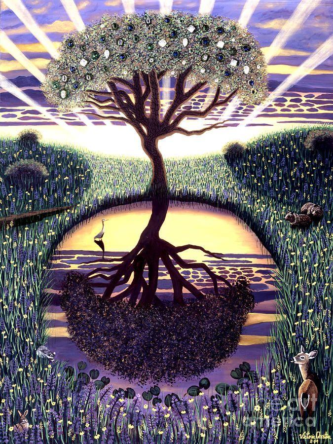 67 Best ☮ Art Tree Of Life ☮ Images On Pinterest Tree
