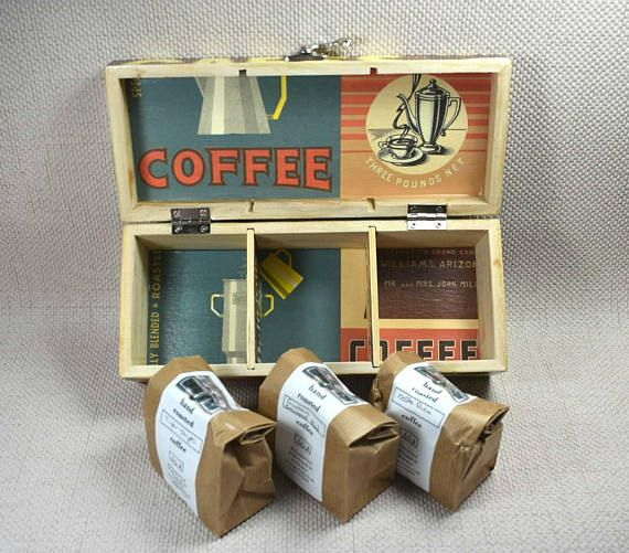 Hey, I found this really awesome Etsy listing at https://www.etsy.com/uk/listing/470638095/coffee-caddy-coffee-box-wedding-gift