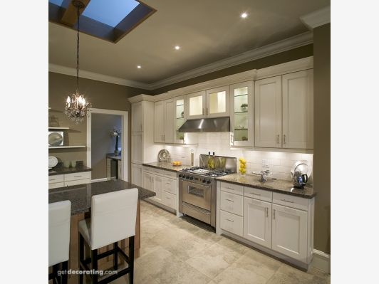 Kitchens/Cabinets/Countertops - Home and Garden Design Idea's