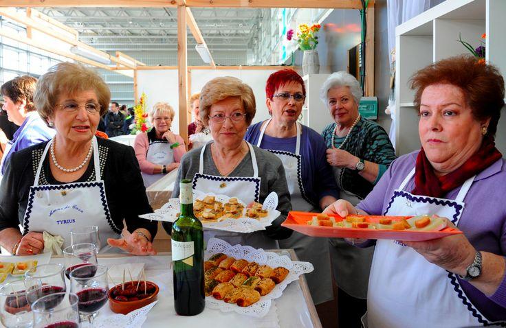 Requena da a conocer su gastronomía típica con la ayuda de la Diputación de Valencia