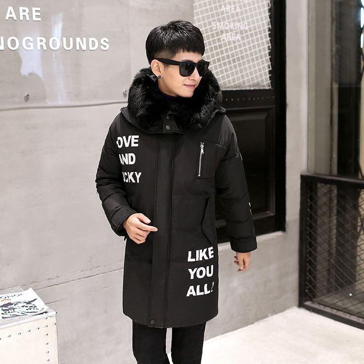 Top Quality Wellensteyn Men Down Parka Jacket Coat 2016 New Winter Fashion Thick Warm Overcoat Man zipper Outerwear black Dow#wellensteyn jacket
