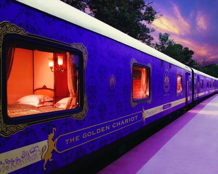 Do you want to travel in luxury and explore the southern beauty of India? The Golden Chariot Train, one of the most luxurious trains in India, fulfills your dream and takes you to an extraordinary voyage through the plains, beaches and scenic landscape of the south India.