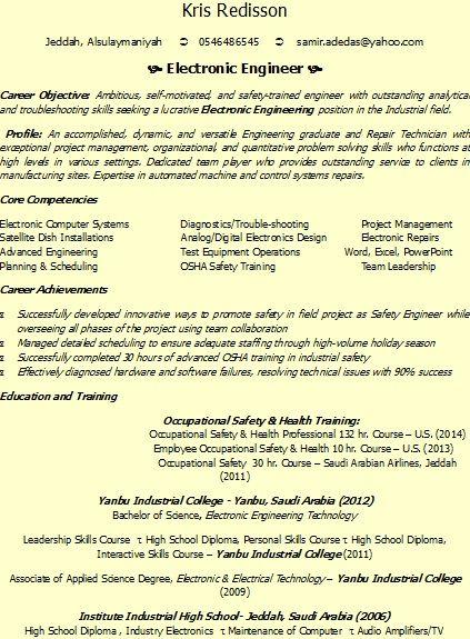 the 25 best good resume format ideas on pinterest good cv format of a