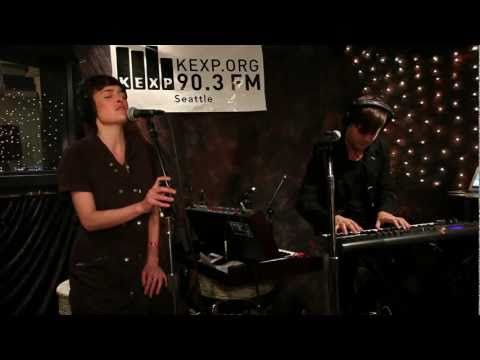 Trentemøller - Even Though You're With Another Girl (Live on KEXP) - YouTube