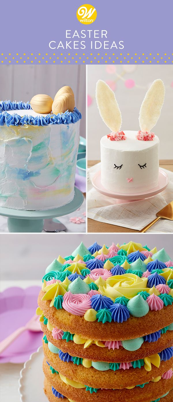 Search Through All Of All Our Easter Cake Ideas To Find The One