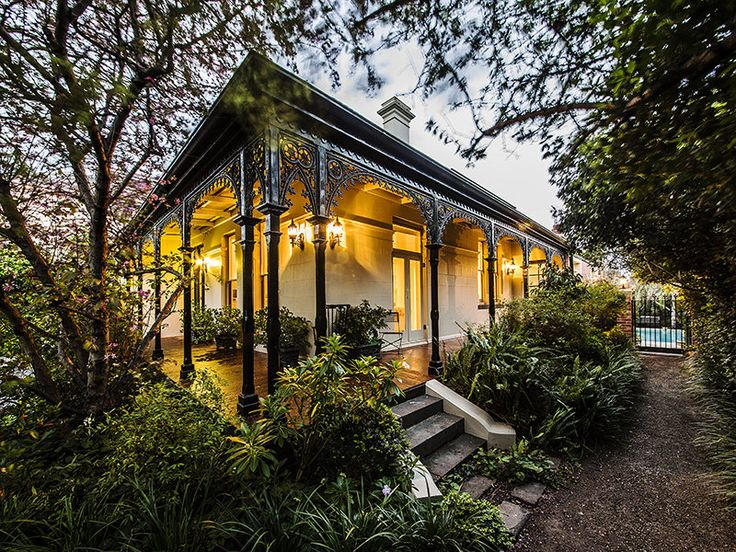 1880's Victorian villa - Hawthorn, Melbourne