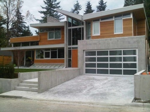73 best Exteriors images on Pinterest | Architecture, Modern homes ...