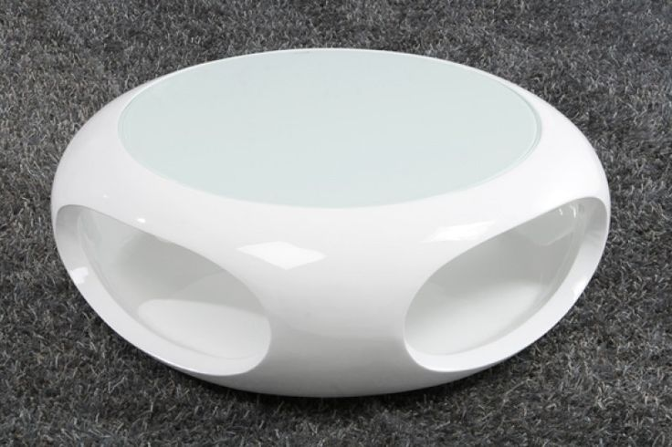 Owalny stolik Spin #table #coffee #coffeetable #home #modern #design #homedecor #homedesign #furniture #fiberglass #glass