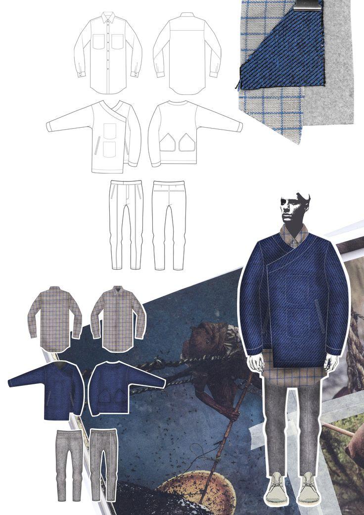 Fashion Sketchbook - fashion drawings; fashion design process; fashion portfolio // Georgia Mottershead
