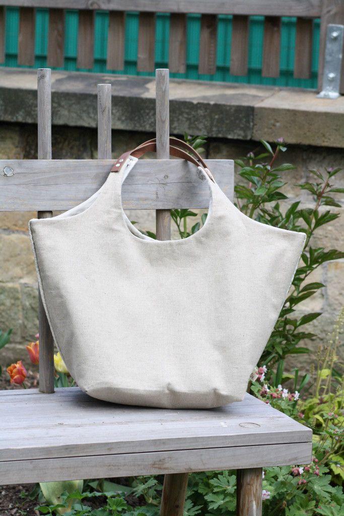 Anleitung Tasche für jeden Tag mit kostenlosem Schnittmuster :: bernina blog