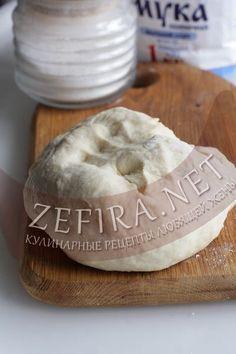 Тесто для пиццы на кефире – удачный вариант-домашние рецепты с фото