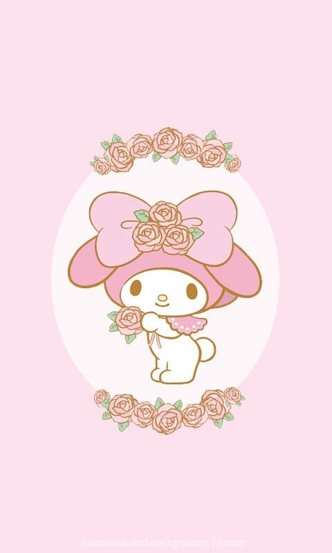 My melody pink