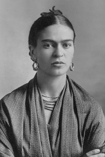 18 Imágenes que muestran cómo era Frida Kahlo en realidad