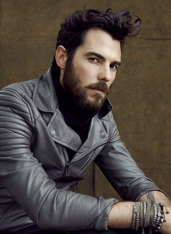 men hair styles pics 27 best coupe cheveux images on hair cut 7682 | d3fc5b7682c22511dfe0d8139aaf1567 grey leather jacket mens leather jackets