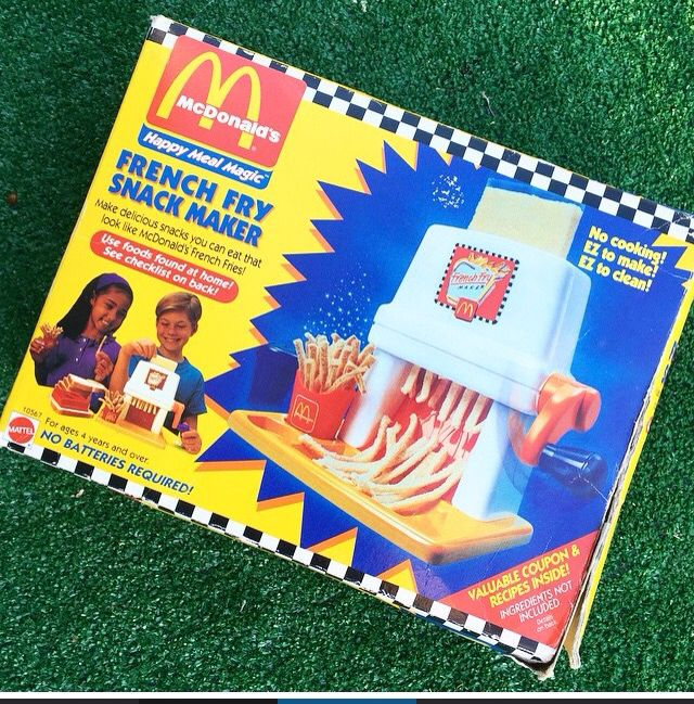 mcdonald s fries paper Mcdonald's just claimed it's solved the biggest problem with  go to the mcdonald's drive-thru just to get some fries,  this is not a special paper bag it's .