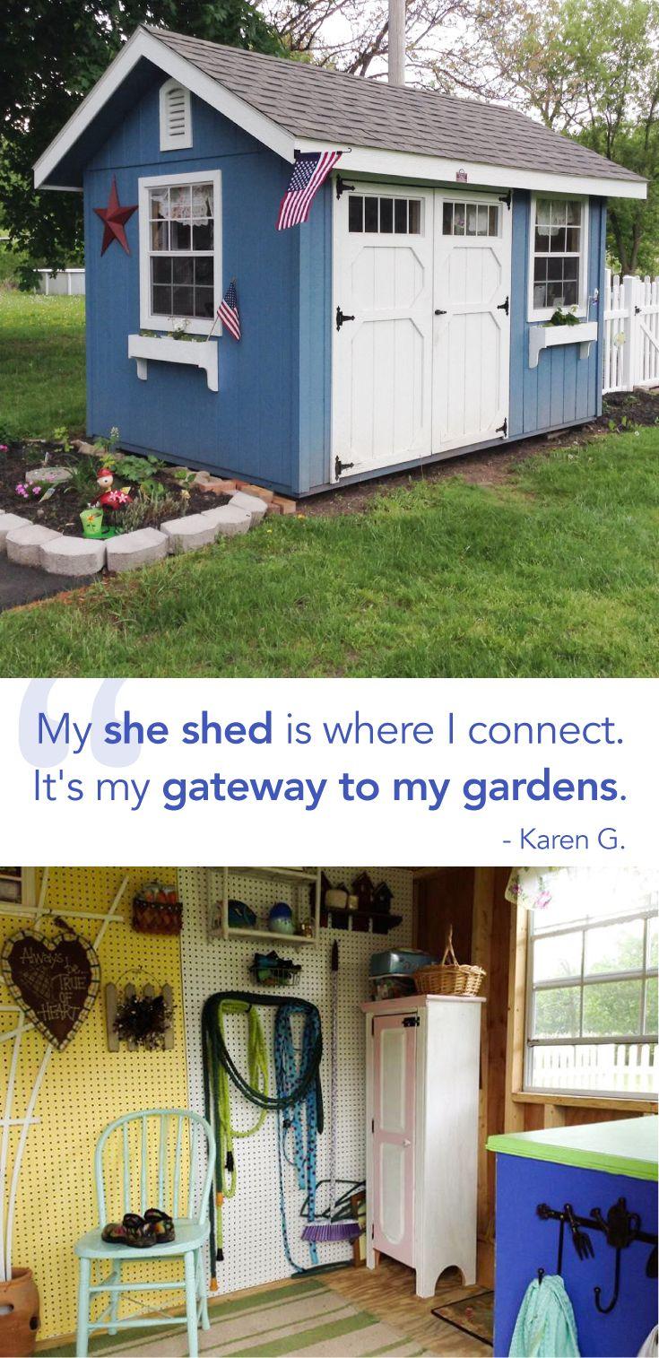 64 best she sheds images on pinterest sheds she sheds and a shed
