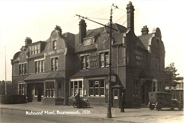 Postcards of the Past - Vintage Postcards of Bournemouth, Dorset
