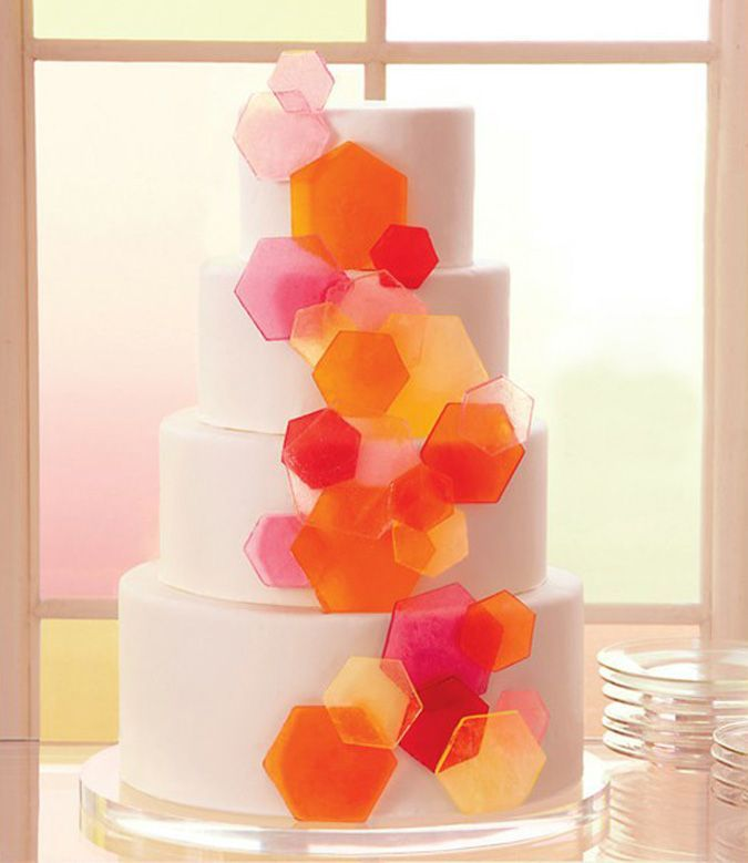 Sweet Slices: Feast your eyes on 24 of our favorite unique wedding cakes!   Wedding Party: wow. so cool!