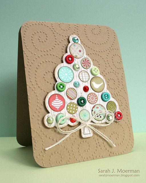 Christmas Tree Card | Flickr - Photo Sharing!
