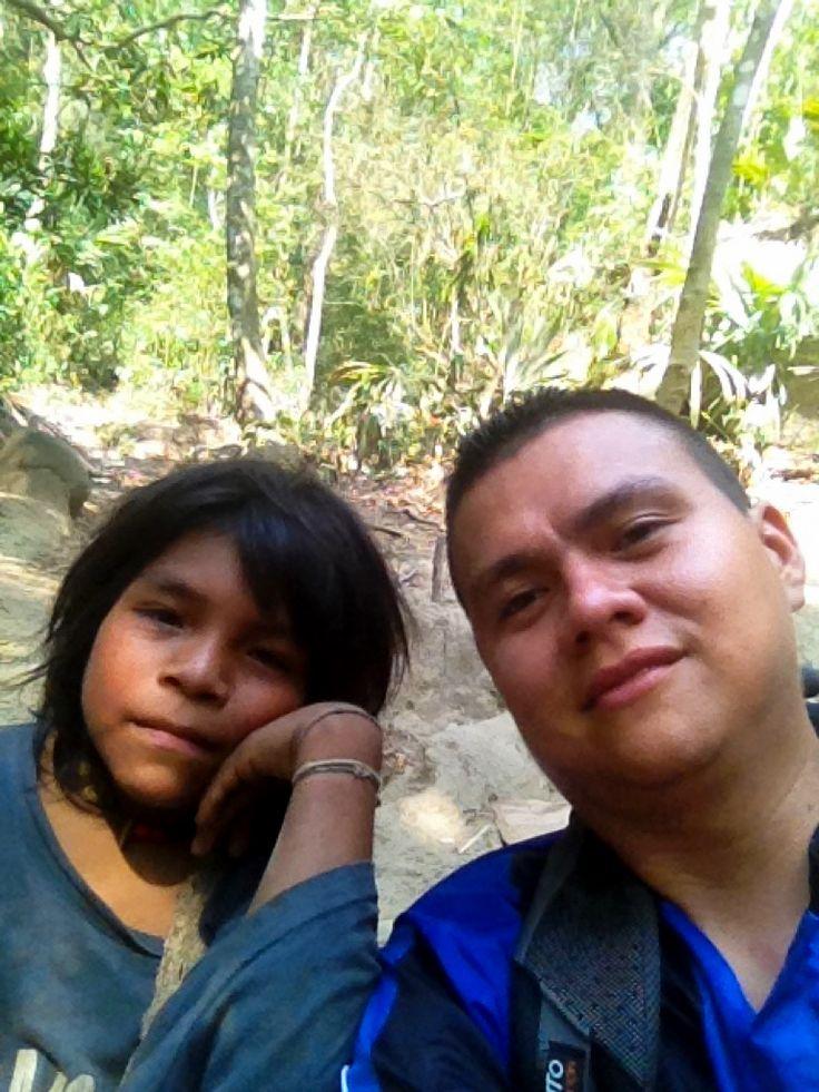 Compartiendo con los niños indigenas en el maravilloso Parque Nacional Natural Tayrona! #travel   #adventure   #culture   #welovetravel   #wetakeyouthere   #tayronapark   #beaches   #santamarta   #colombia