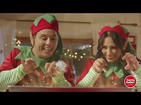 Santa Isabel Santa Navidad Jugueteria Y Carne Youtube
