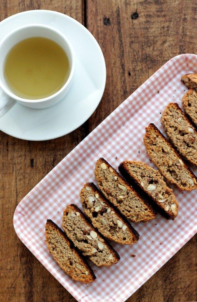 Grain-free Almond Biscotti